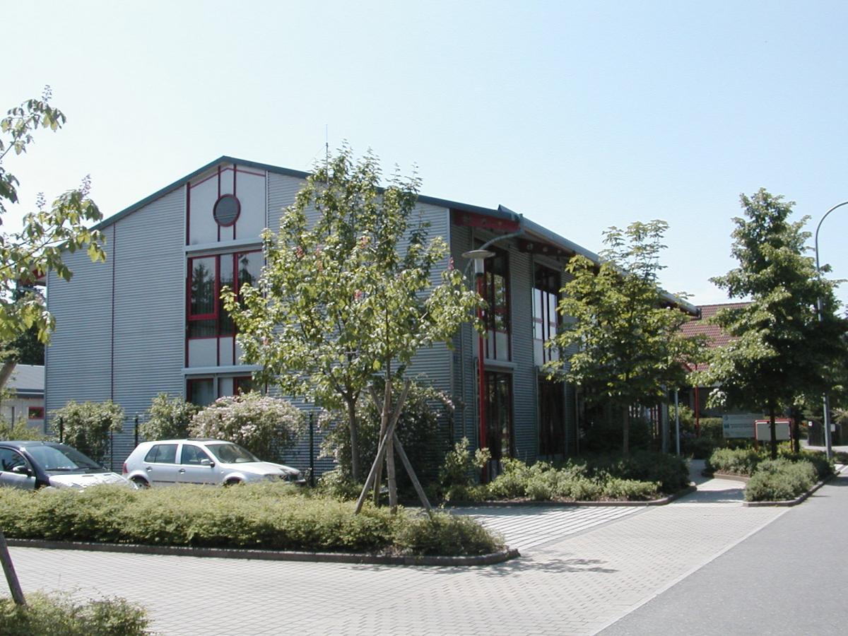 Kompetenzzentrum Grafenwöhr in der Pechhofer Straße